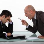 上司が怖い…そんな悩みを抱えるあなたに送る6つの対処方法
